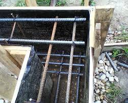 Армирование бетона.