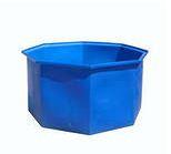 Цельнолитой пластиковый мини-бассейн.