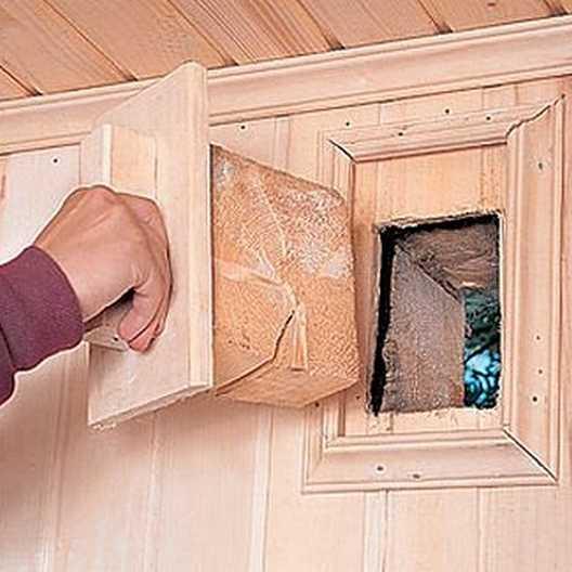 Для предупреждения грибка вам необходимо позаботиться о качественной вентиляции.