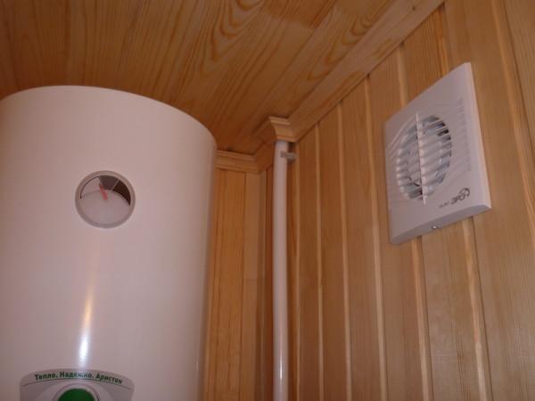 Для вытяжки пригодны вентиляторы, выдерживающие экстремальную температуру.