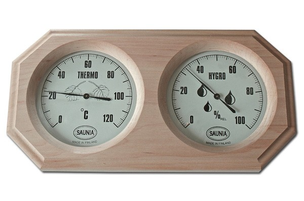 Два в одном - термогигрометр