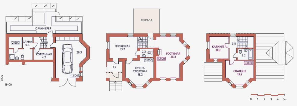 Дизайн детский комнаты 9 кв.м