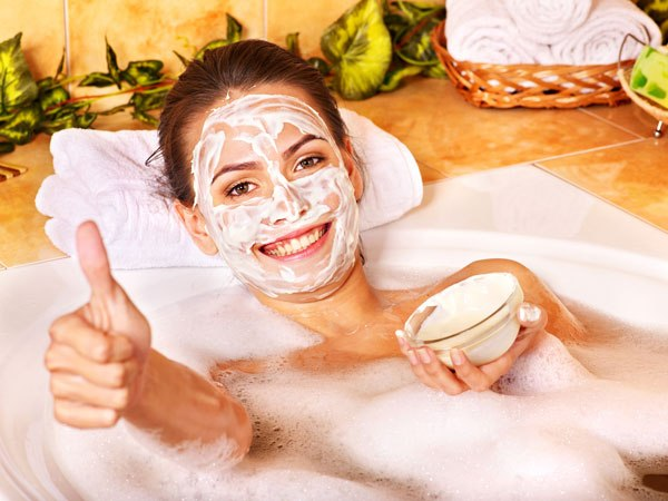 Маски в бане для лица и тела своими руками 67