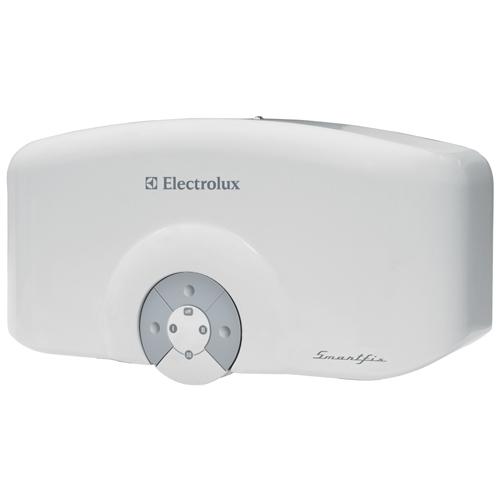 Электрический проточный водонагреватель.