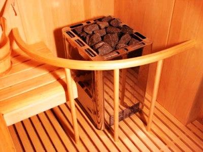 Электрокотел для бани с каменкой
