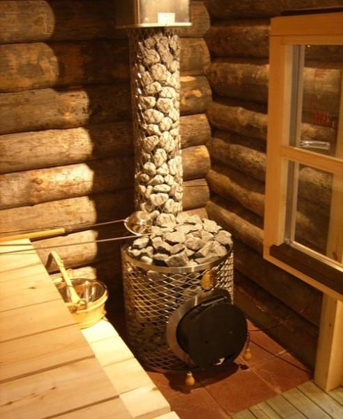 Финская печь – прекрасно выглядит и хорошо греет