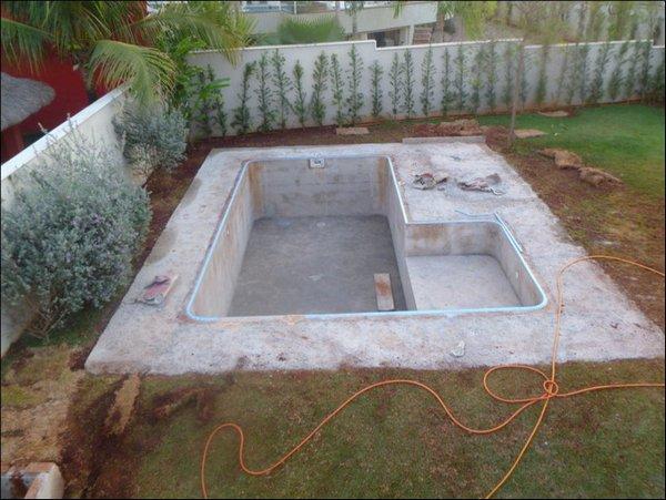 Формовая отливка из бетона