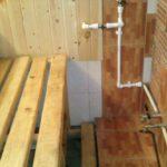 Фото банного водопровода