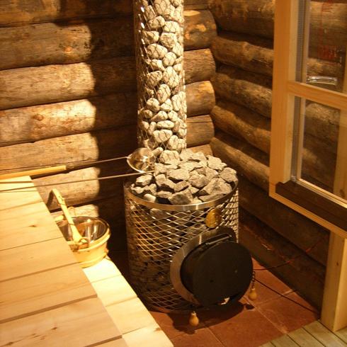 Фото каменной засыпки