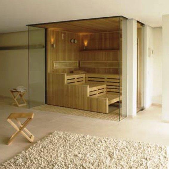Фото сауны сделанной в квартире