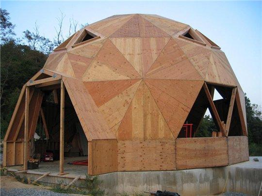 Геодезический купол.