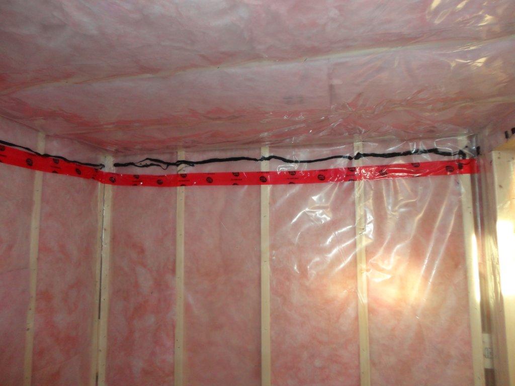 Как сделать гидроизоляцию потолка 661