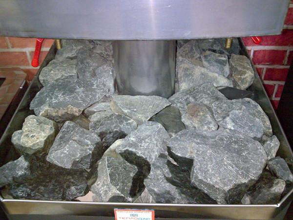 Готовая к использованию каменка