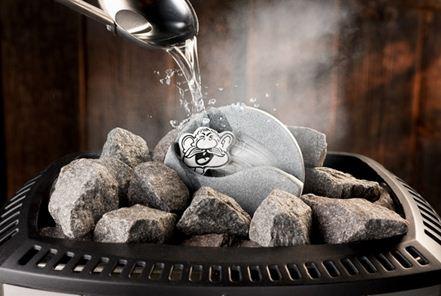 Качество камня легко проверить резким перепадом температуры