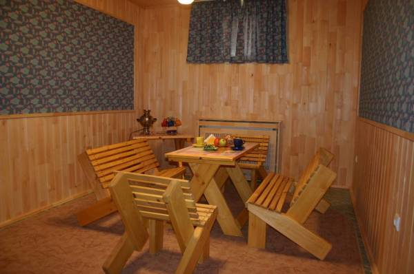 Комната отдыха – неотъемлемый аксессуар для сауны