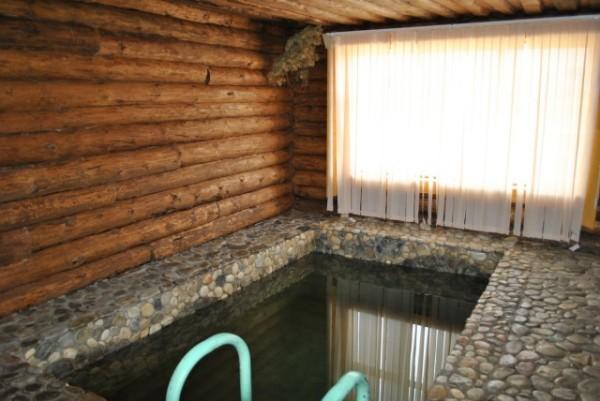 Купальня в бане