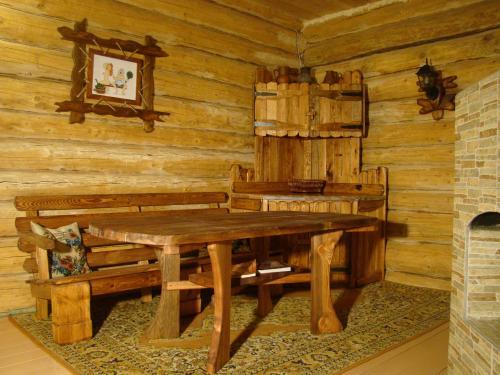 Мебель из дерева своими руками для бани
