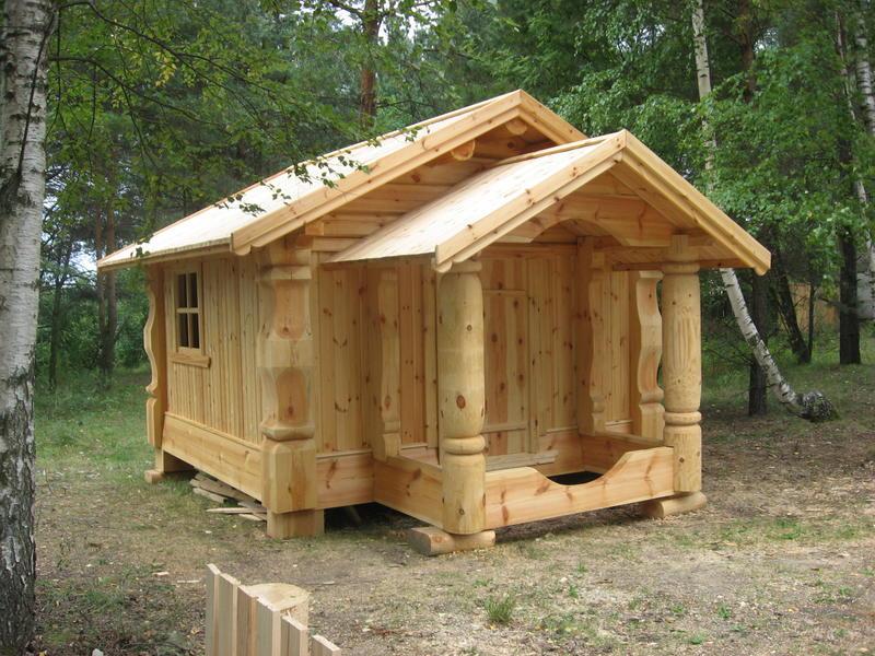 Построить дом баню своими руками