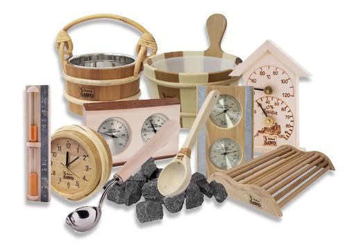 На фото изображены разнообразные модели часов, занимающие чуть ли не первое место по своей значимости среди банных атрибутов.