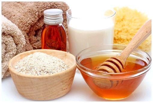 Натуральные компоненты для улучшения кожи лица