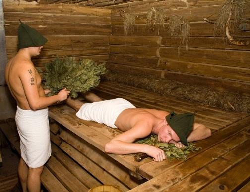 Никакая самая современная ванная с гидромассажем не сравнится с парной!