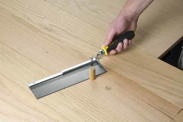 Ножовка-наградка