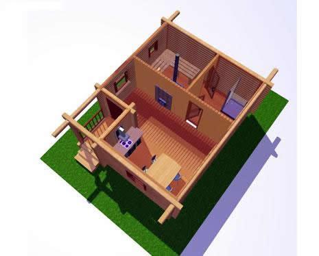 Оптимальная планировка компактного строения