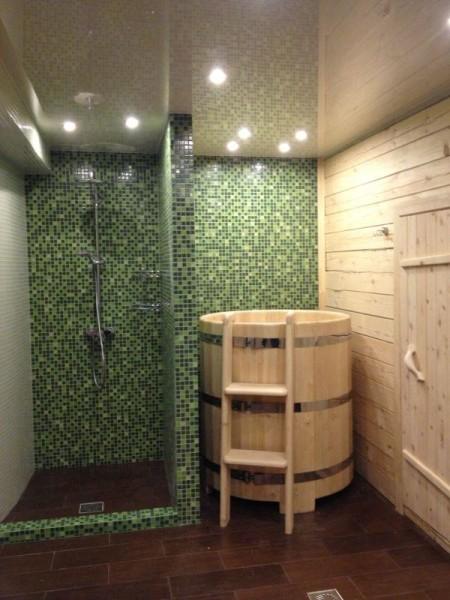 Оптимальная температура воды - залог комфорта в бане