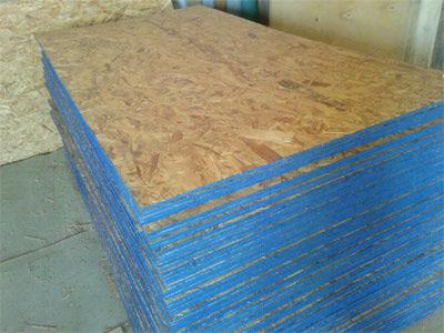 OSB-плиты – еще один современный материал на вооружении строителя