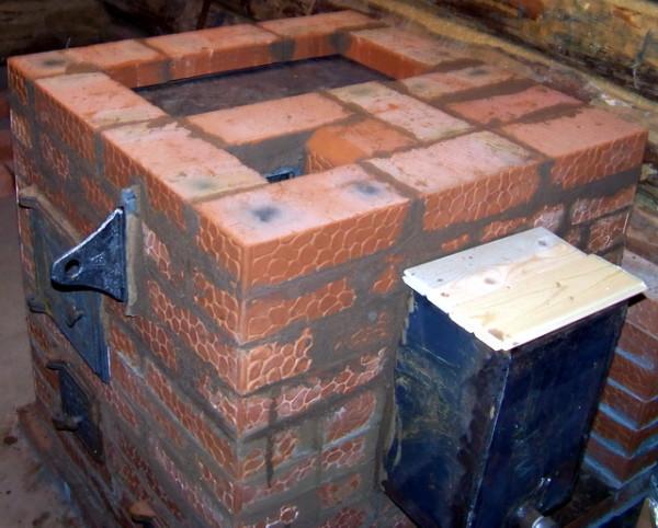 Печь для бани: фото