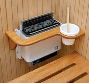 Печь для мини-бани.