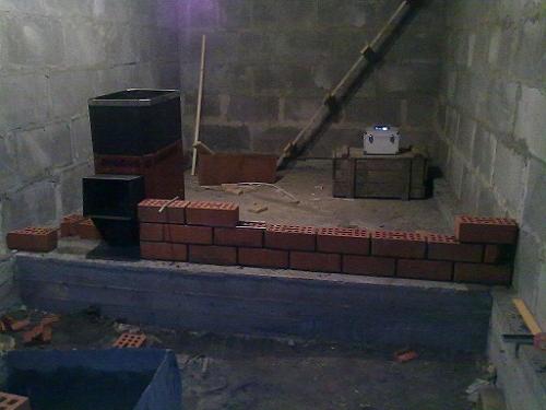 Баня из пеноблоков блоков своими руками