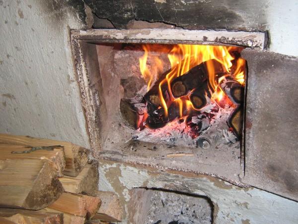 Плохая теплоизоляция приведёт к большому потреблению дров