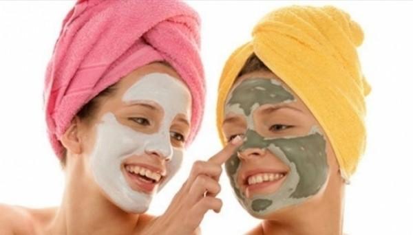 Позаботьтесь о своем лице во время банных процедур