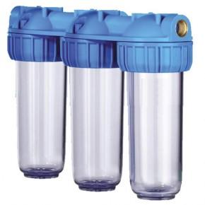 Пример фильтра для уменьшения жёсткости воды