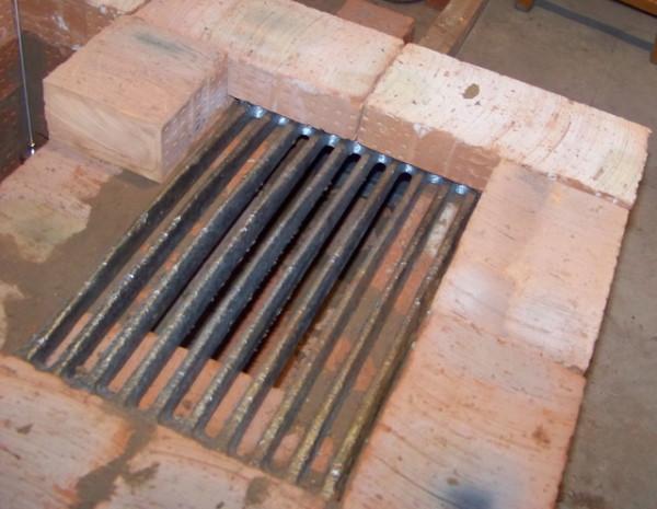 Принцип монтажа металлических элементов