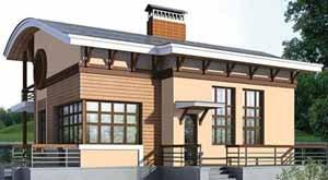 Проект дома с бассейном и сауной – это всегда специальная разработка, цена которого довольно высока, поэтому одинаковых реализованных практически не встретить