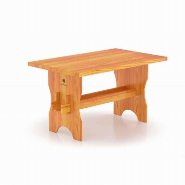 Простой стол для бани.