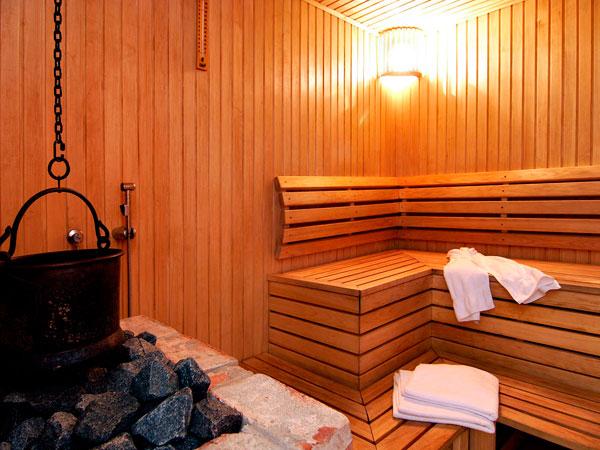 Русская баня, построенная своими руками