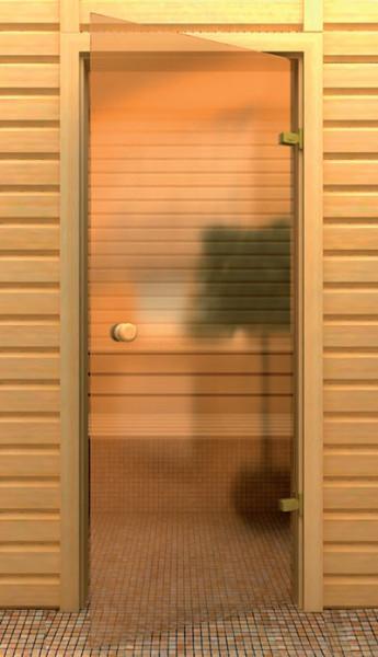 Самый надёжный способ фиксации стеклянной двери