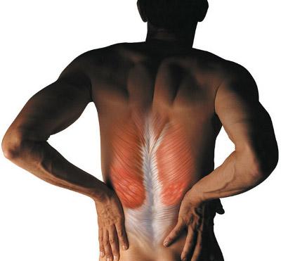 Сидячая работа и травмы спины тоже могут быть причиной болезни