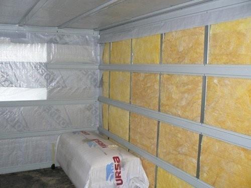 Снижение теплопроводности стен из блоков