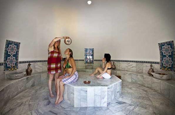Турецкая баня – здесь свои особенности