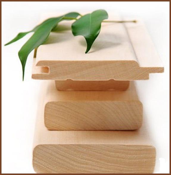 Вагонка из лиственных пород является предпочтительной