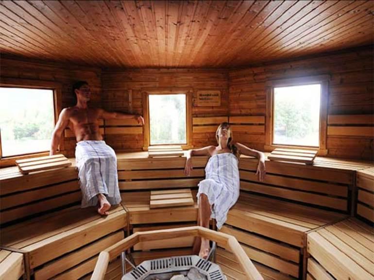 Как баня избавляет от морщин