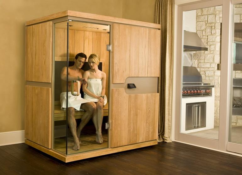 Особенности устройства сауны в квартире многоэтажного дома