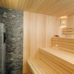 стен в бане