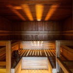Royal VIP sauna