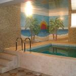 anapa sauna s bassejnom