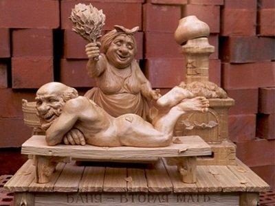 Бани в Древней Руси – исцеляют и омолаживают